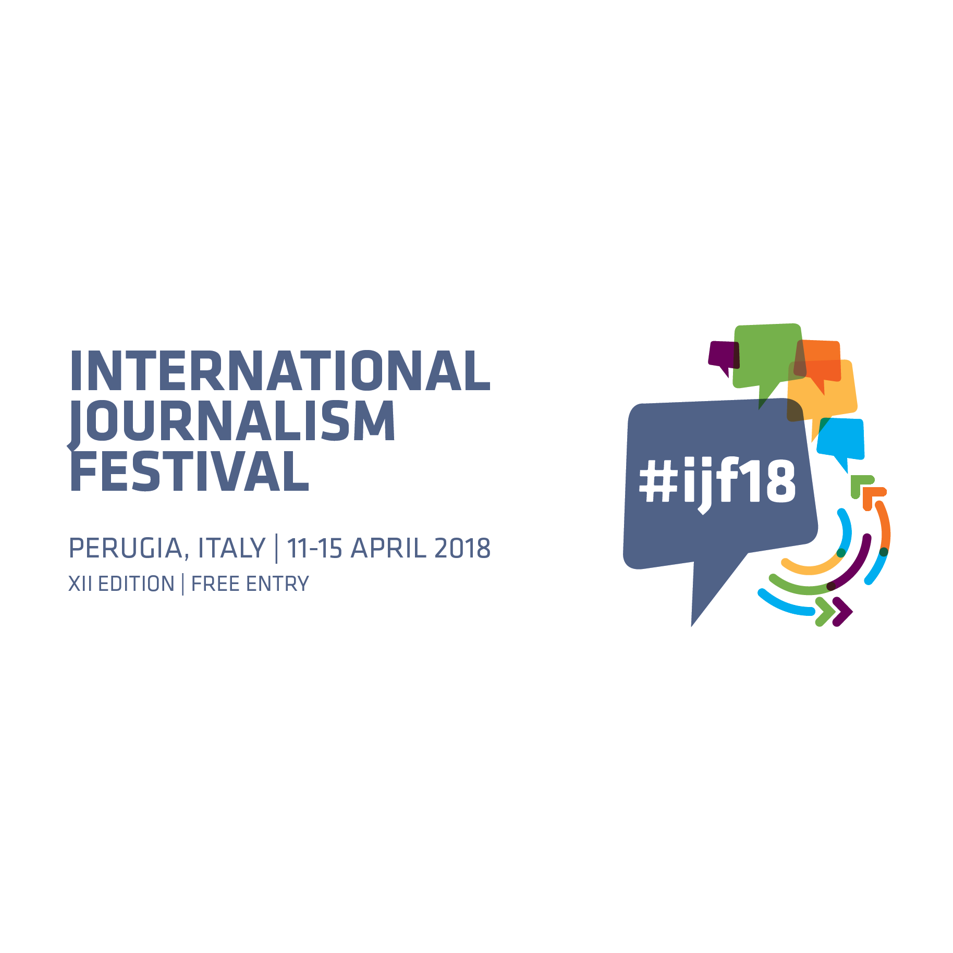 Perugia International Journalism Festival 2018